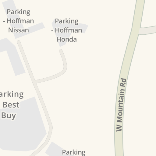Driving Directions To Hoffman Honda 40 Albany Tpke Simsbury Waze