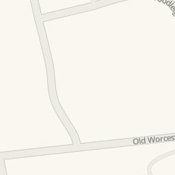 Driving Directions To Glenwood Kitchens, Framingham, United States   Waze  Maps