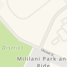 Driving directions to Mililani Mauka Elementary School Mililani