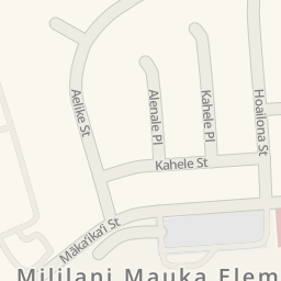 Driving directions to Starbucks Mililani Mauka United States